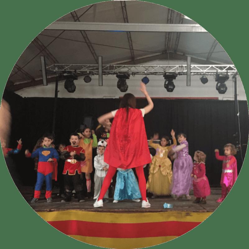 disco-kids brutal show