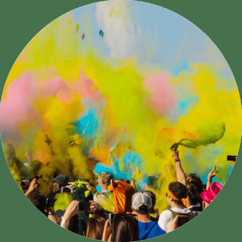 Organizar Fiestas Temáticas