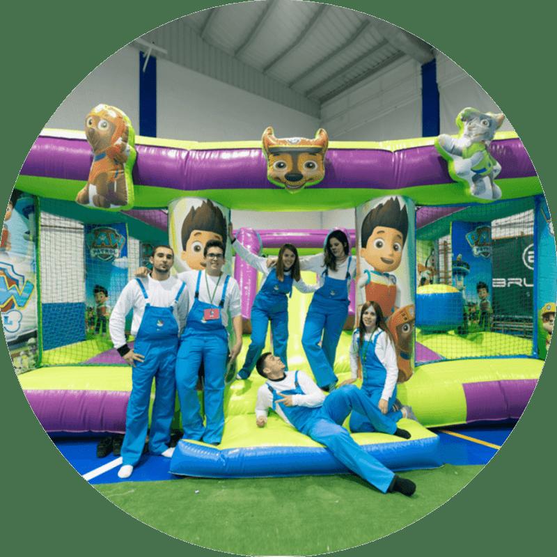 parques infantiles Brutal Show