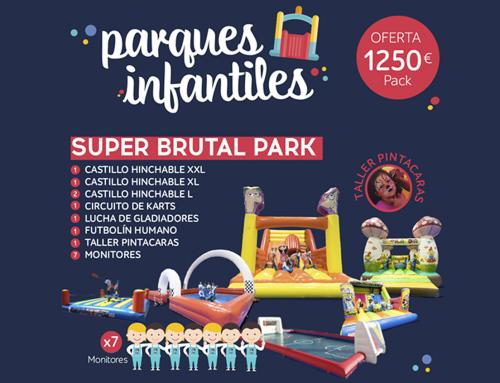 Súper Brutal Park