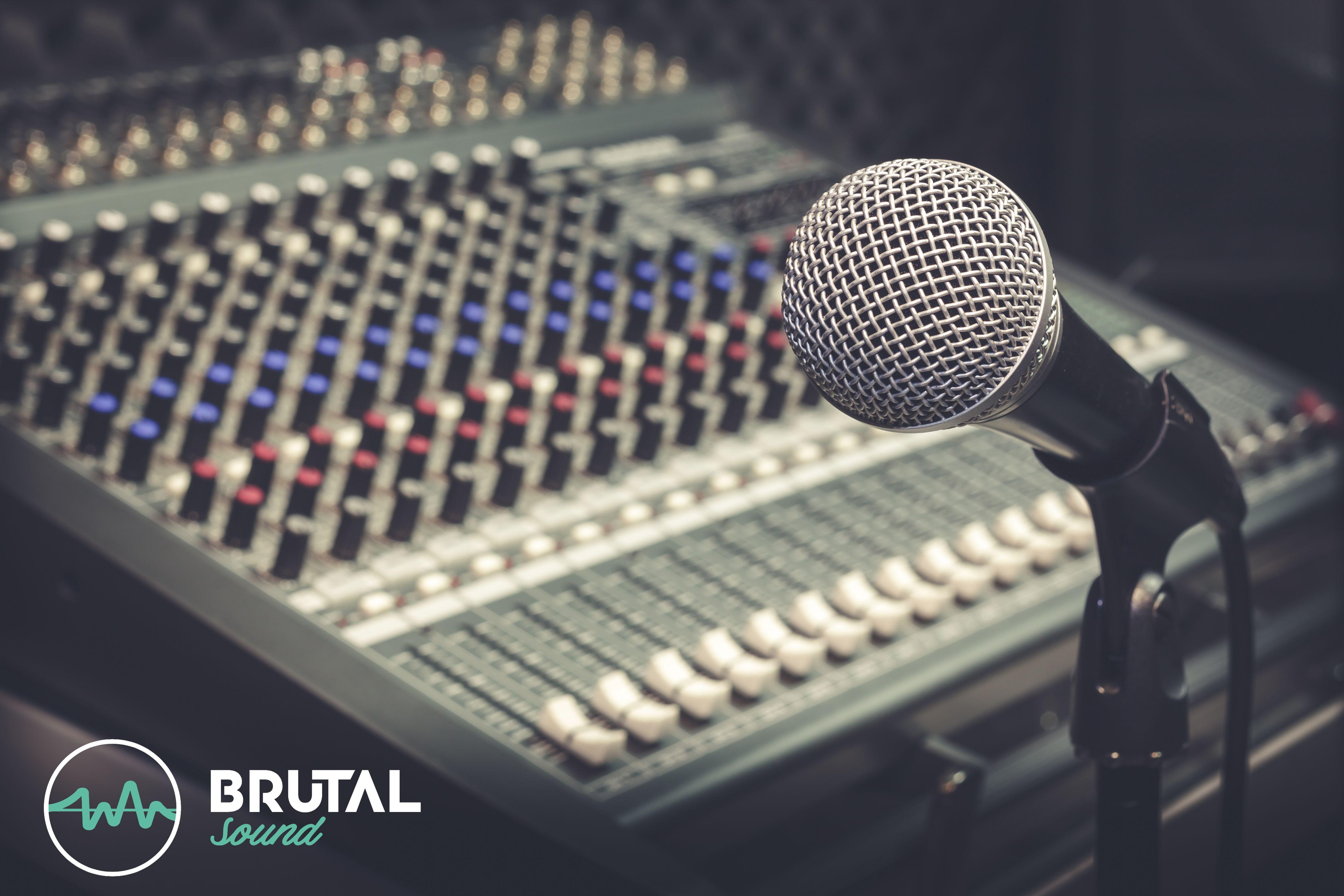 Alquiler de sonido Brutal Show