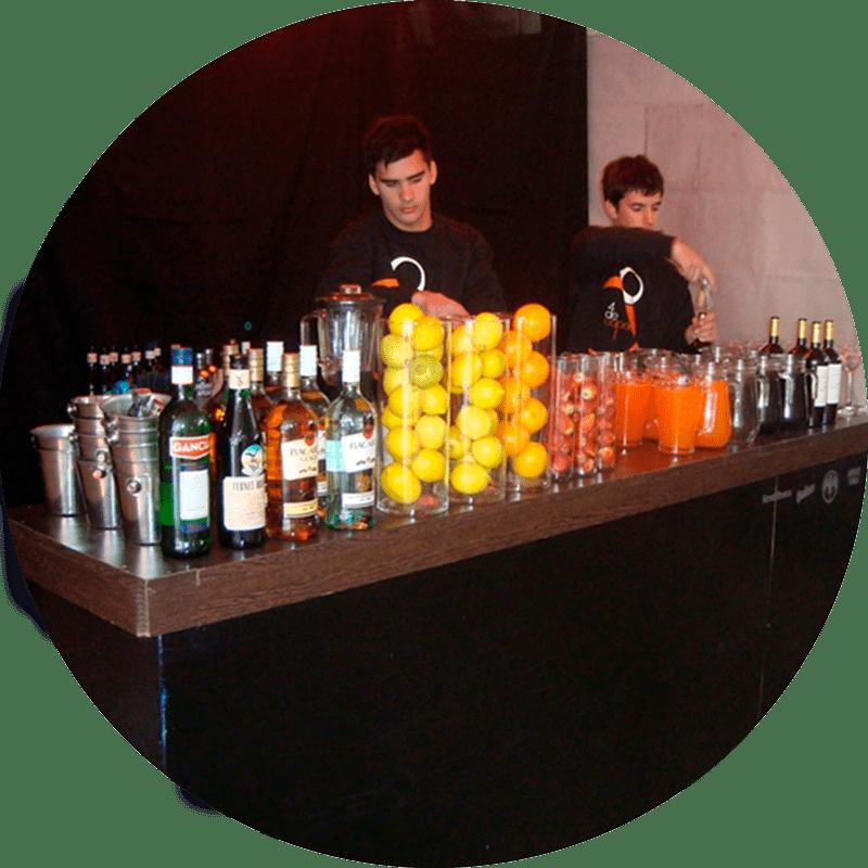 Servicio Catering y hosteleria