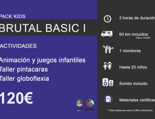 Pack Brutal Basic 1